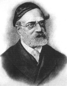Rabbi Samson Raphael Hirsch via Wikimedia Commons