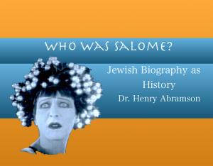 Salome thumbnail